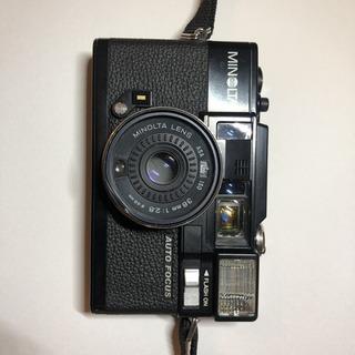 HI-MATIC AF-D MINOLTA 中古カメラ