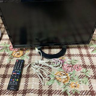 液晶カラーテレビ