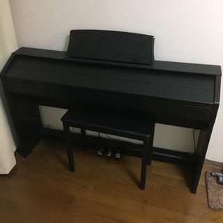 CASIO 電子ピアノ PX-750 ブラック 美品