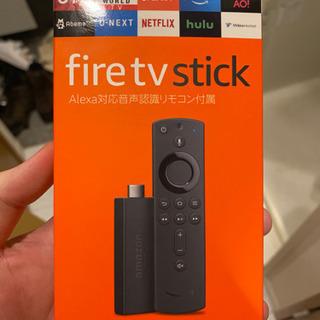 Kindle fire tv stick