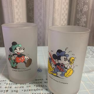 ミッキーマウス グラス - 生活雑貨