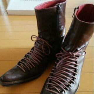 コムサデモード ブーツ メンズ