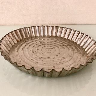 タルト型 20㎝ 製菓器具 調理  ケーキ ステンレス