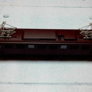 トラムウェイ EF60 一灯形茶色