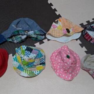子供帽子8点 サイズ46~50