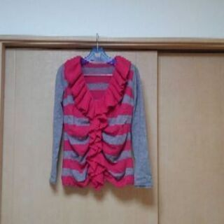 A.T ウール混セーター