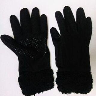 手袋 レディース M スマホ対応