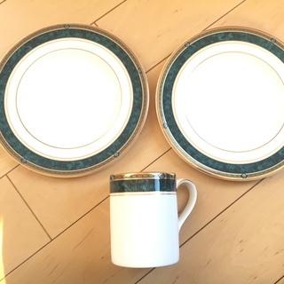 ロイヤルドルトン カップ ソーサ― お皿