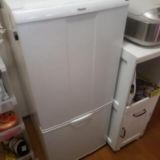 Haier 冷蔵庫 引越しのため