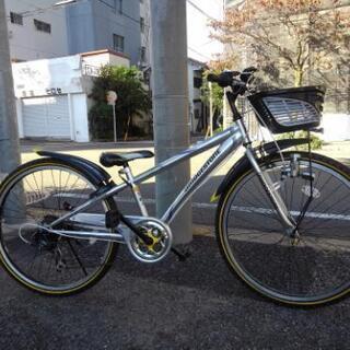中古子供自転車696 ブリヂストン  子供自転車 クロスファイヤ...
