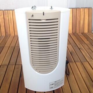 【稼働品】National 電気ファンヒーター 温風 640w・...