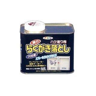 アサヒペン - 強力らくがき落としD081 - 0.5L