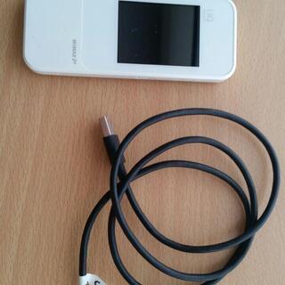UQ WiMAX2+ SpeedWi-Fi NEXT W04 ポ...