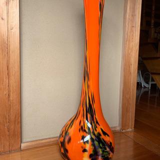 置物 巨大花瓶