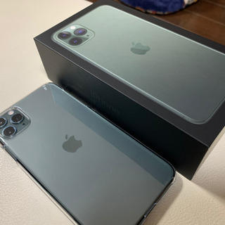 iPhone11 Pro Max 256GB SIMフリー ミッ...
