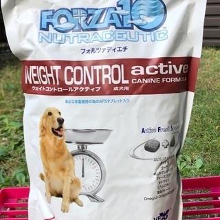 FORZA10 ウエイトコントロール ドッグフード800g