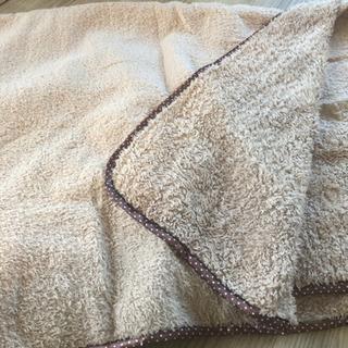 毛布、ボックスシーツ 両方シングルサイズ