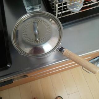 小鍋 蓋セット