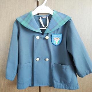 幼稚園制服 札幌愛珠幼稚園 上と帽子