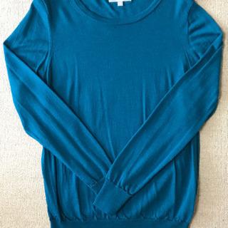 【値下げ】UNIQLO ユニクロ セーター グリーン XLサイズ...