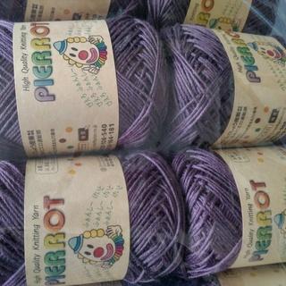 麻100%毛糸20玉(手芸、編み物、雑貨)