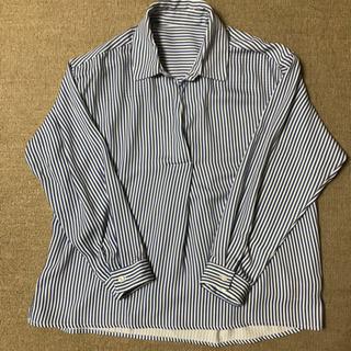【値下げ 新品】INGNI トロミスキッパー長袖/シャツ Mサイズ