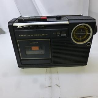 ΩMΩ SANYO MR2002 ラジオ 中古