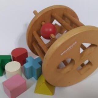 木製型はめパズル 知育玩具