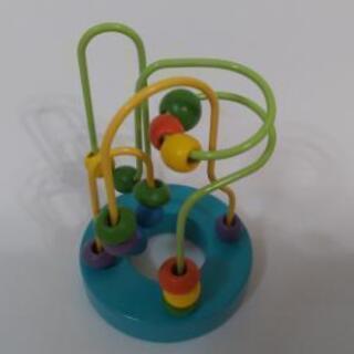 ルーピング ミニビーズコースター 知育玩具