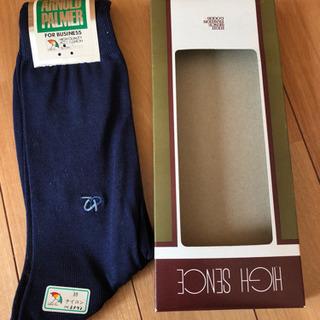 新品  アーノルドパーマー  靴下  25センチ