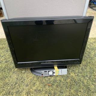 DXアンテナ 22型液晶テレビ