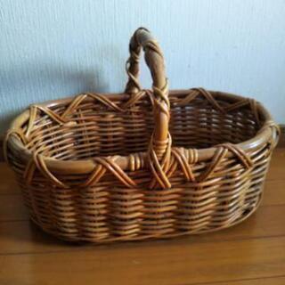 籐製品 籠