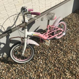 ジャンク子供用自転車