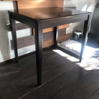 テーブル 木製 5台あります。 ダイニングテーブル、書斎テーブル...