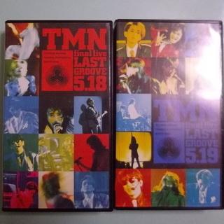 【VHS】TMN final live LAST GROOVE ...