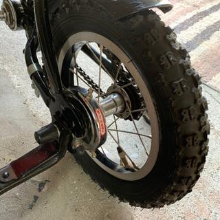 子供用自転車 補助輪付! − 北海道
