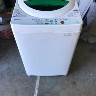 TOSHIBA 電気洗濯機