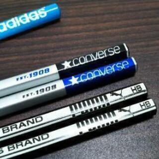 ★converse ◆puma ◆adidas【HB鉛筆5本】
