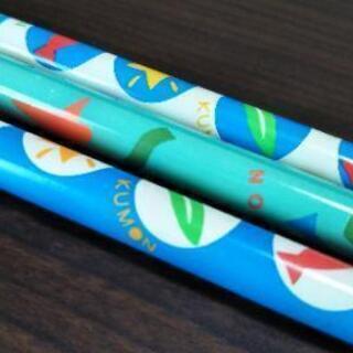 ◆KUMON◆鉛筆3本HB