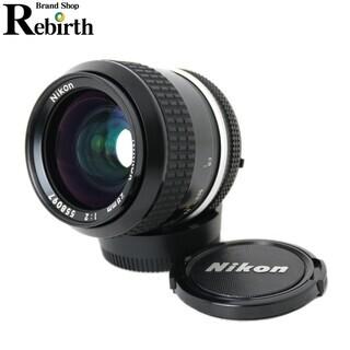 Nikon / ニコン NIKKOR 28mm F2 Ai 広角...