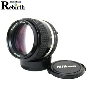 Nikon / ニコン NIKKOR 85mm F2 Ai-s ...