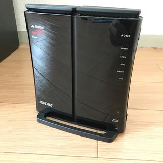 BUFFALO WiFiルーター 無線LAN親機 - パソコン