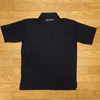 AA014 UNDER ARMOUR アンダーアーマー ポロシャツ 半袖 SMサイズ - 伊勢崎市