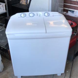 2層式洗濯機4.0kg