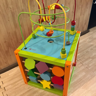 木のおもちゃ  知育玩具