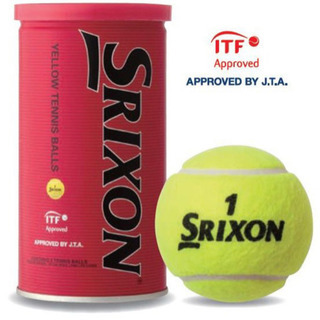 スリクソン テニスボール(新品)