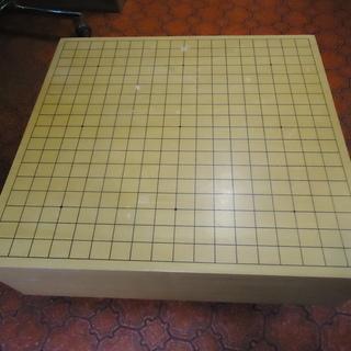 囲碁盤 碁石付き