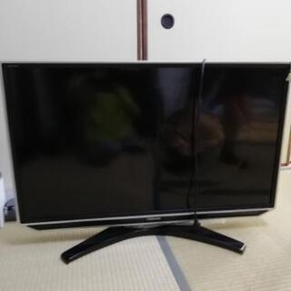ハードディスク内蔵液晶テレビ40インチジャンク