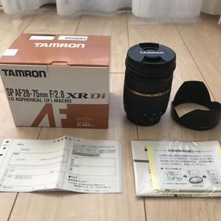 (中古美品)TAMRON SP AF28-75mm F/2.8 ...
