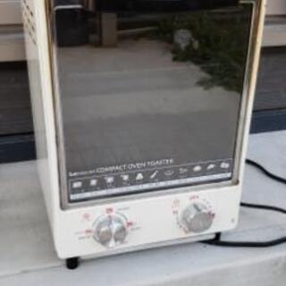 コイズミ コンパクトオーブントースター